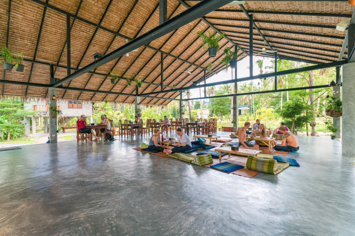 Wonderland Koh Phangan Detox And Yoga Thailand 1