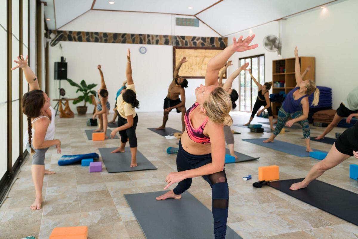 Wonderland Koh Phangan Detox And Yoga Thailand 10