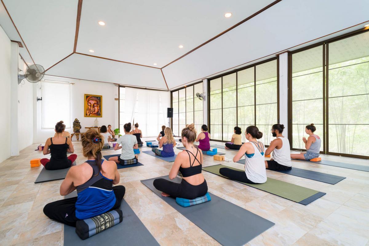 Wonderland Koh Phangan Detox And Yoga Thailand 14