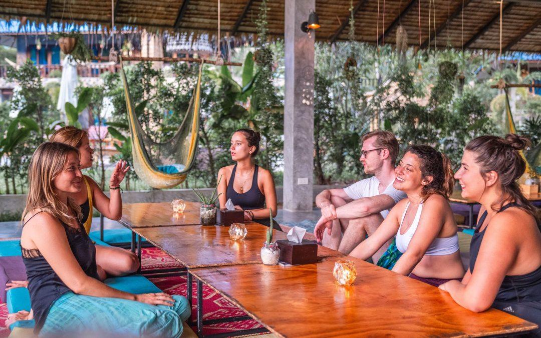 Ahimsa – the Key Principles of Wonderland that make for a Sustainable, Community-Based Life, by Franciska Bodnar
